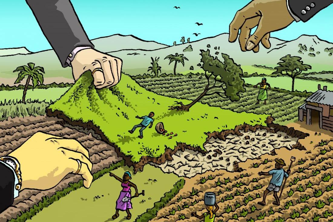 Vấn đề chiếm dụng đất đai: Từ thế giới đến Việt Nam