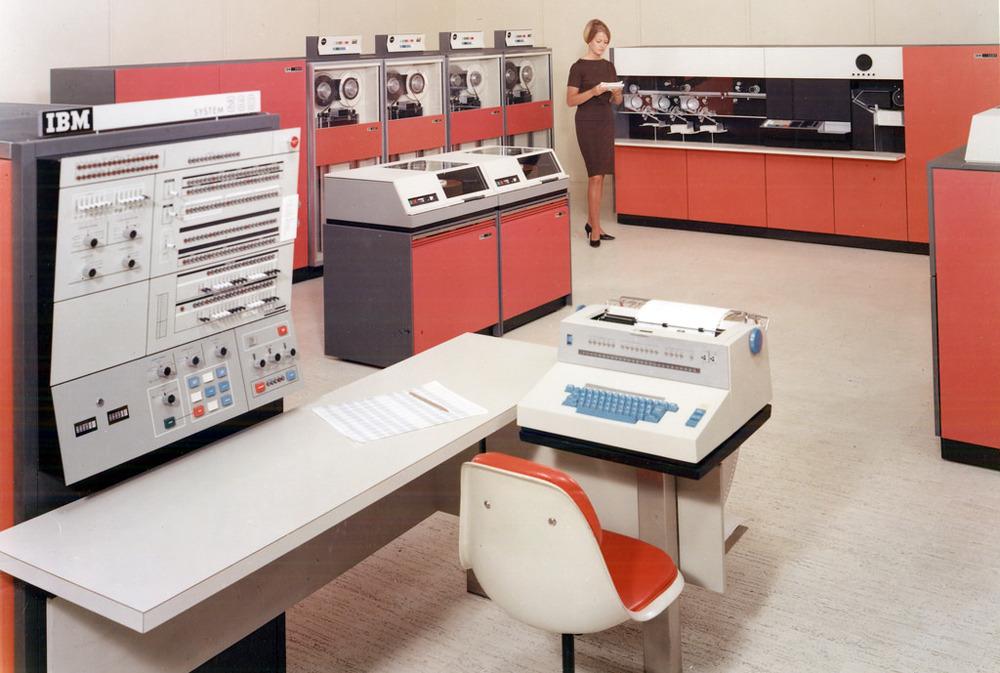 Phòng máy tính mạnh nhất thế giới ở Sài Gòn trước 1975
