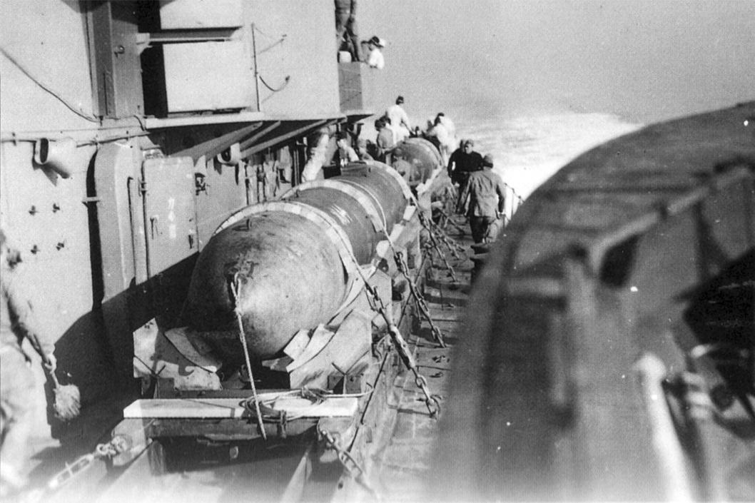 Kaiten – hạm đội tàu ngầm tấn công cảm tử của Nhật Bản thời Thế chiến II