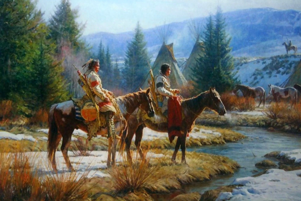 Những di ngôn khiến hậu thế lặng người của người Mỹ bản địa