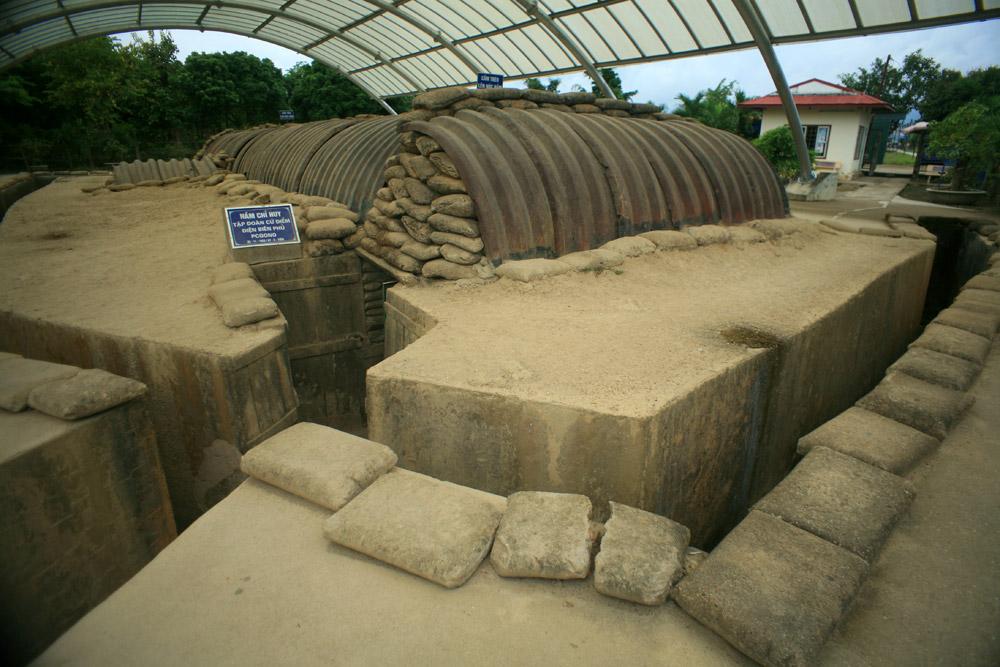 Chùm ảnh: Căn hầm 'kiên cố nhất Đông Dương' của tướng De Castries