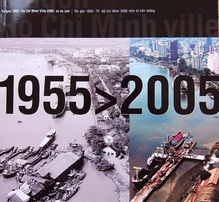 Chùm ảnh: Sài Gòn đổi thay như thế nào trong 50 năm?