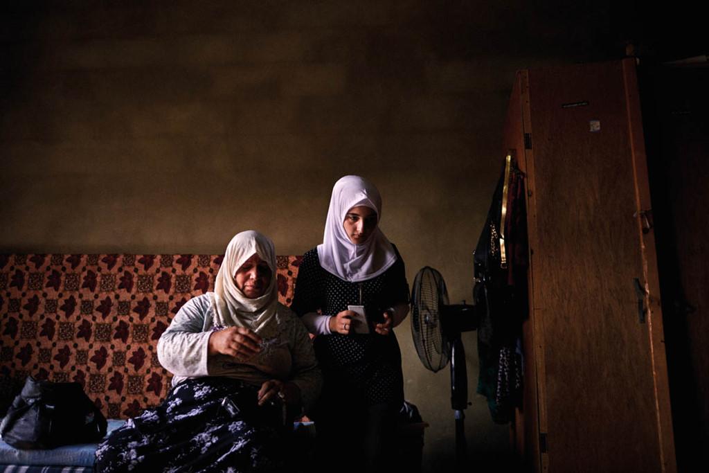Nguoi Syria song luu vong tai Lebanon: Nhung manh doi trai nguoc hinh anh 6