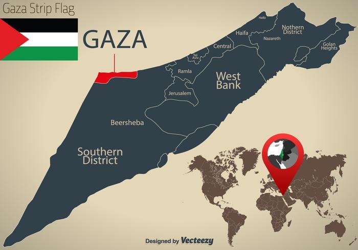 Lịch sử Dải Gaza – mảnh đất địa ngục trần gian