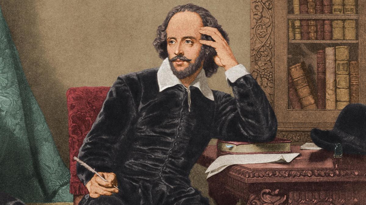 Gương mặt thời gian trong thơ sonnet của Shakespeare