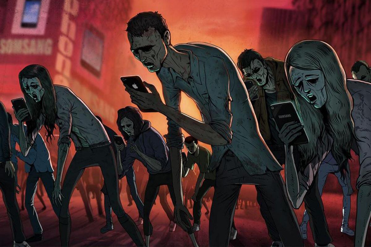 Điện thoại thông minh đang làm 'hư hỏng' cả một thế hệ?