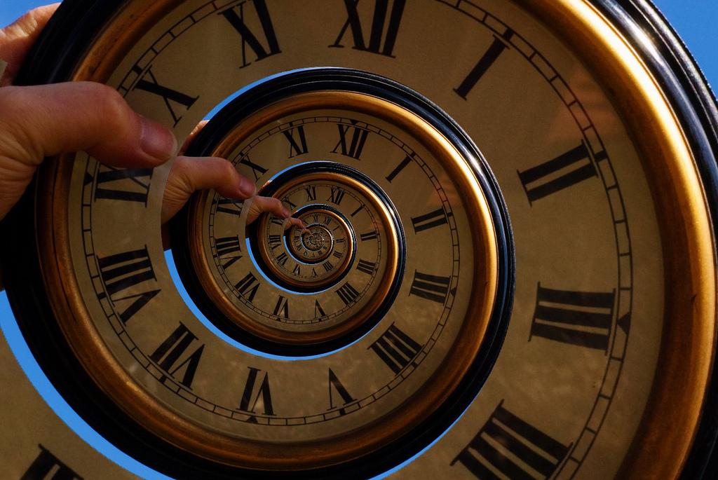 Khái niệm thời gian trong thế giới quan Phật giáo