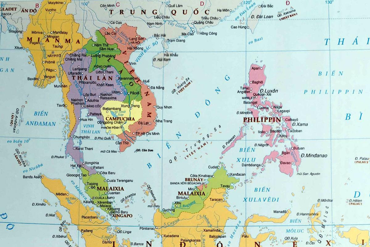 Vấn đề về chủ quyền lãnh thổ giữa Việt Nam và 7 nước láng giềng từ 1975-1998