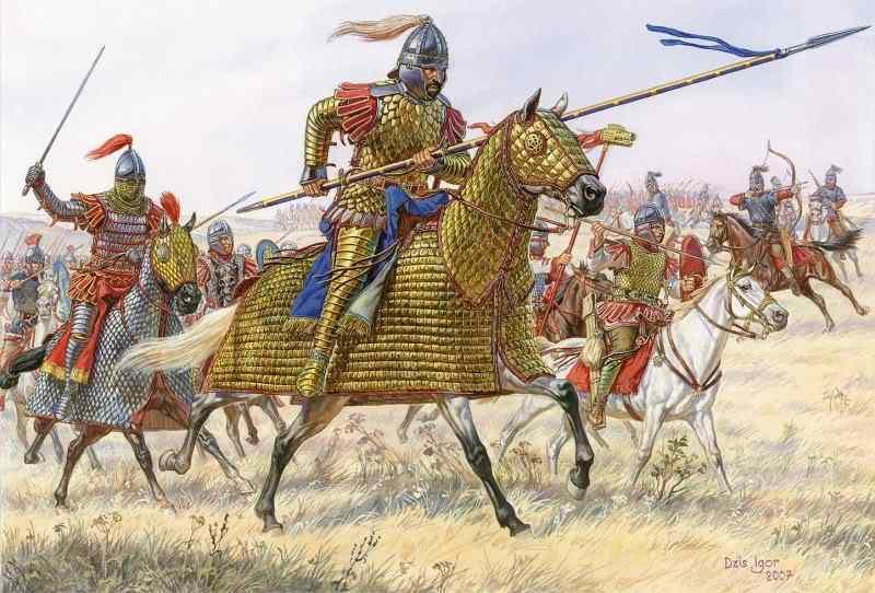 10 lực lượng kỵ binh mạnh nhất trong lịch sử quân sự thế giới