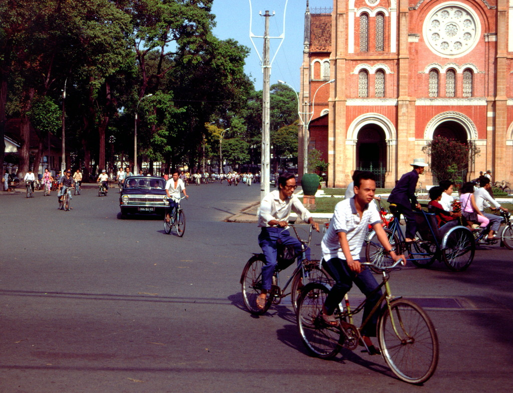 Redsvn Saigon 1989 Elmar Reich 13 - 60 bức ảnh tuyệt vời về Sài Gòn năm 1989 của Elmar Reich