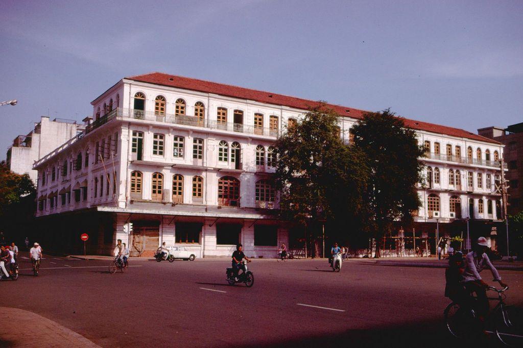 Redsvn Saigon 1989 Elmar Reich 19 - 60 bức ảnh tuyệt vời về Sài Gòn năm 1989 của Elmar Reich