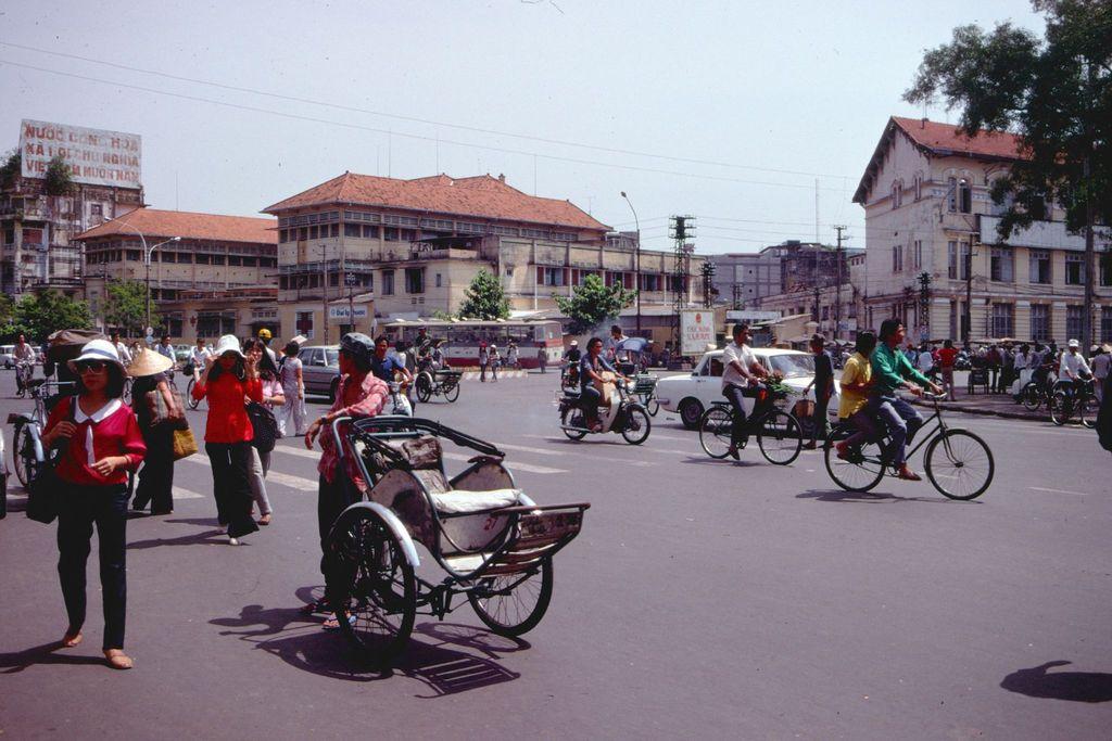 Redsvn Saigon 1989 Elmar Reich 21 - 60 bức ảnh tuyệt vời về Sài Gòn năm 1989 của Elmar Reich