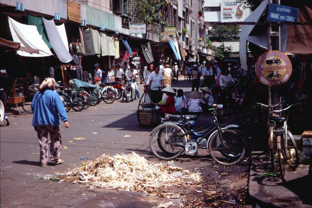 Redsvn Saigon 1989 Elmar Reich 23 - 60 bức ảnh tuyệt vời về Sài Gòn năm 1989 của Elmar Reich