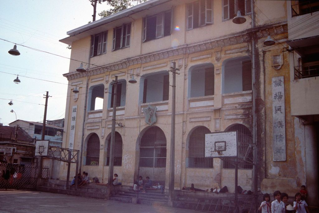 Redsvn Saigon 1989 Elmar Reich 34 - 60 bức ảnh tuyệt vời về Sài Gòn năm 1989 của Elmar Reich