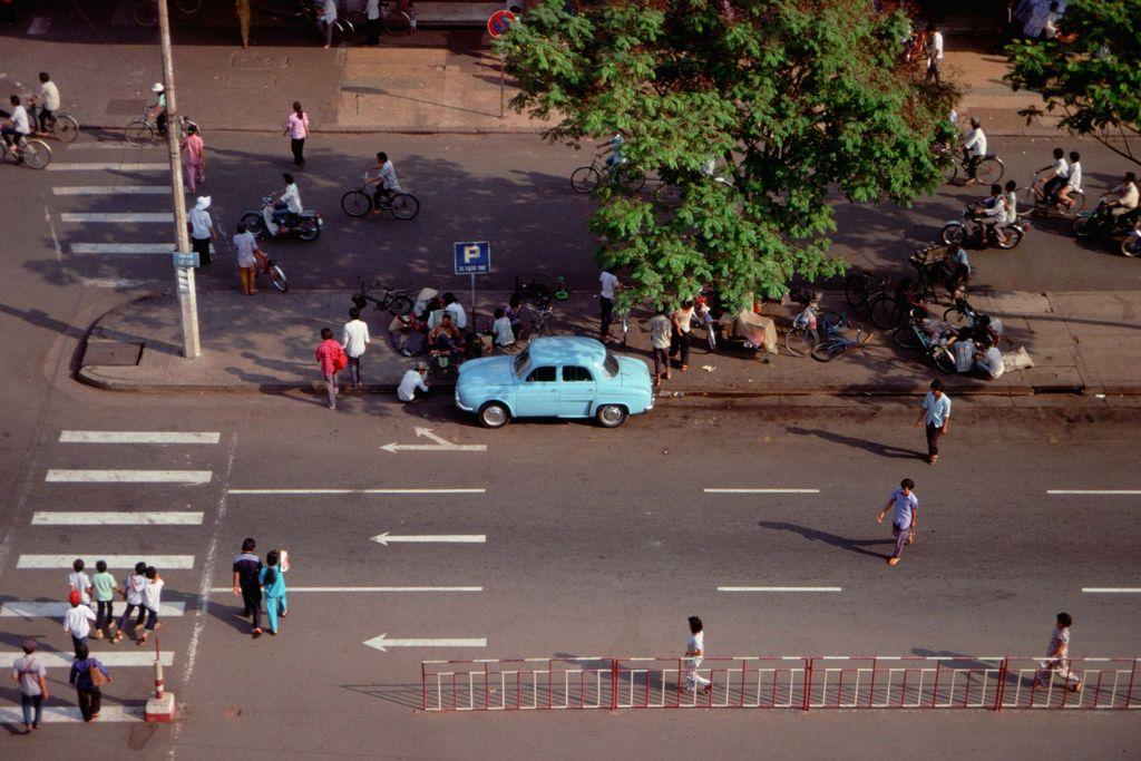 Redsvn Saigon 1989 Elmar Reich 39 - 60 bức ảnh tuyệt vời về Sài Gòn năm 1989 của Elmar Reich