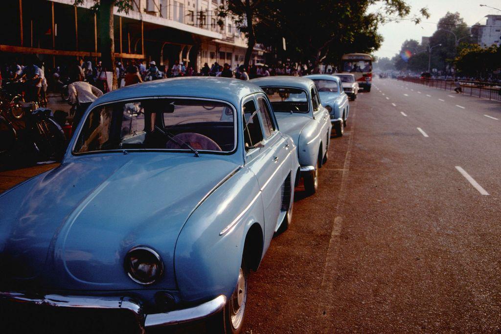 Redsvn Saigon 1989 Elmar Reich 45 - 60 bức ảnh tuyệt vời về Sài Gòn năm 1989 của Elmar Reich