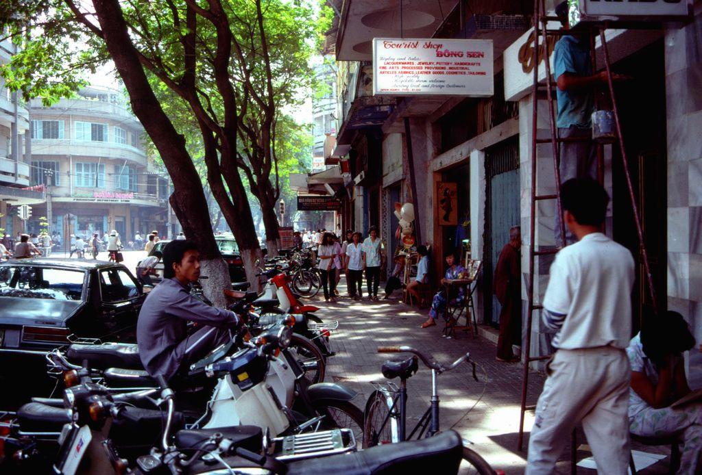 Redsvn Saigon 1989 Elmar Reich 47 - 60 bức ảnh tuyệt vời về Sài Gòn năm 1989 của Elmar Reich