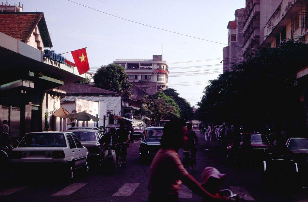 Redsvn Saigon 1989 Elmar Reich 55 - 60 bức ảnh tuyệt vời về Sài Gòn năm 1989 của Elmar Reich