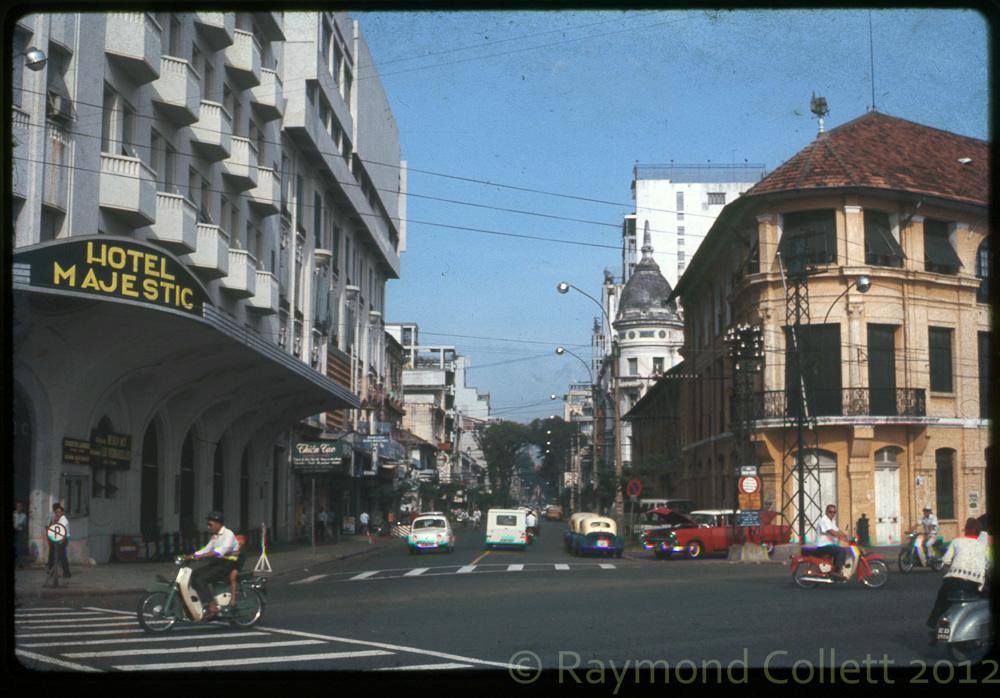 Sài Gòn năm 1972 trong ảnh của Raymond Collett
