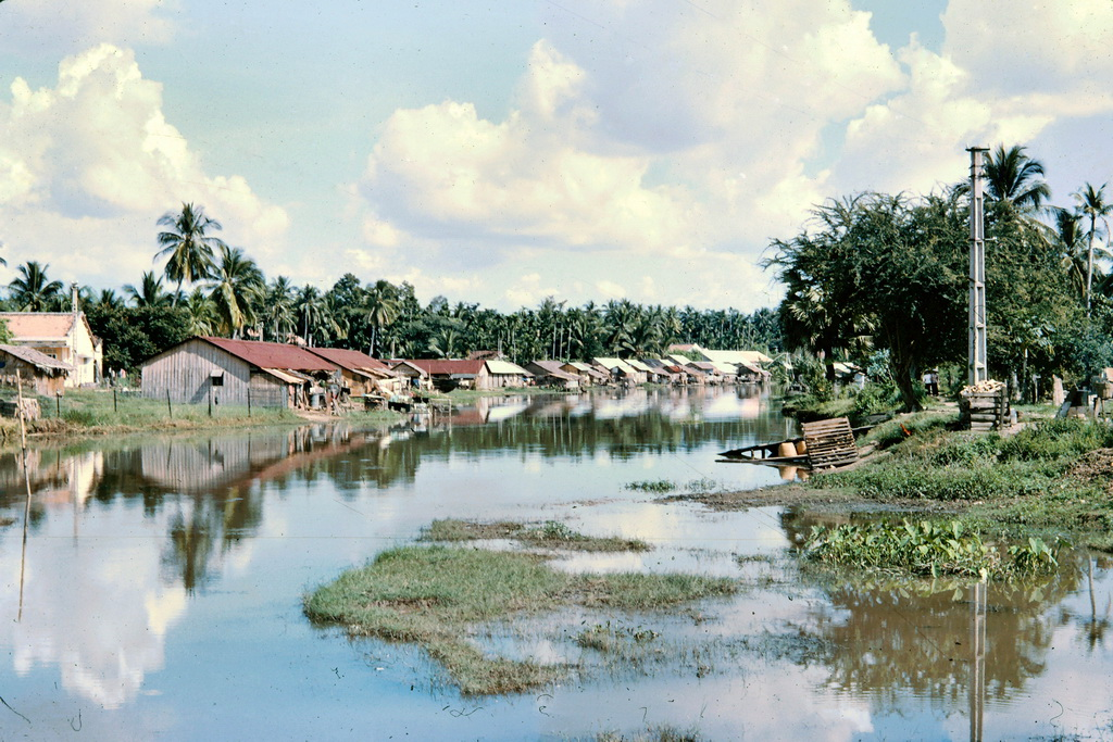 Những bức ảnh tuyệt đẹp về Tây Ninh năm 1965