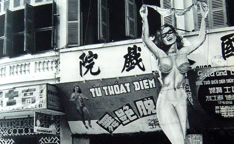 Ảnh đẹp về Sài Gòn 1955 trong sách ảnh của Cauchetier