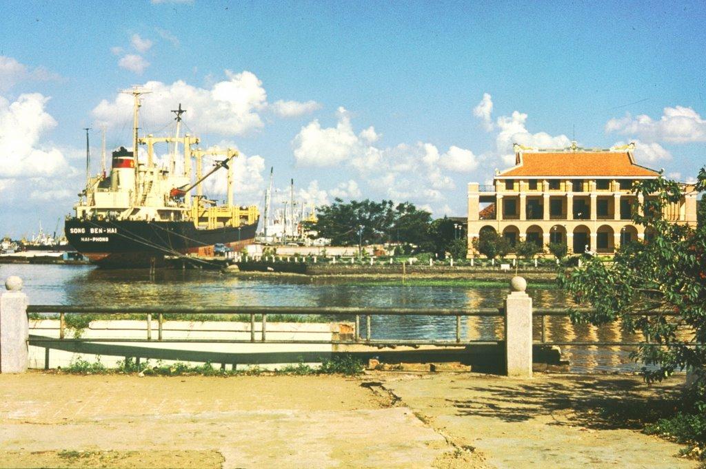 Sài Gòn năm 1988-1989 qua ảnh của Günter Mosle