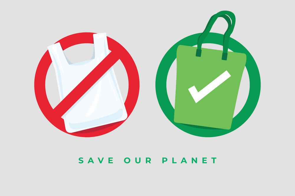 Hạn chế túi nylon: Sử dụng túi gì thay thế?