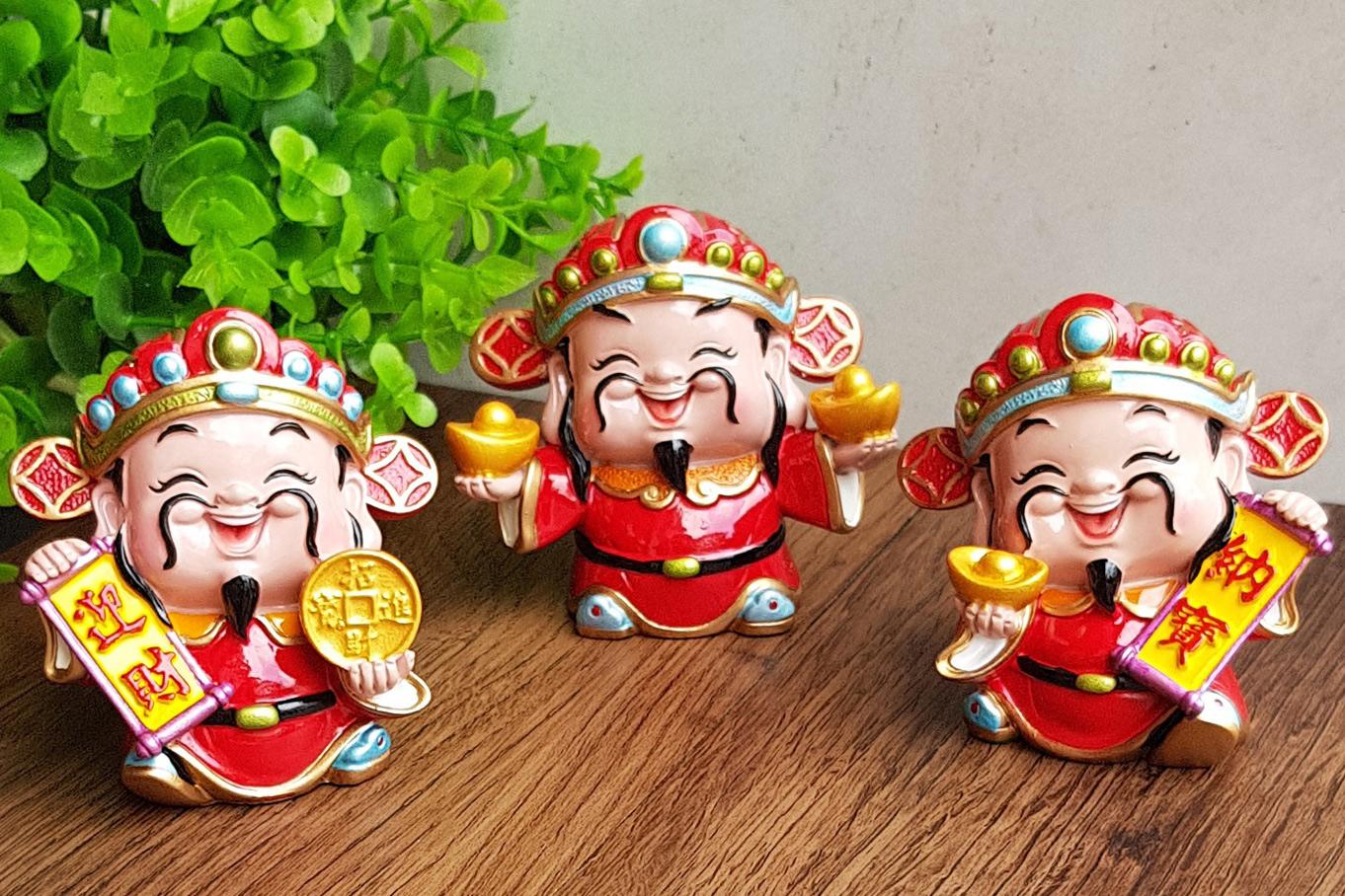 Đôi nét về tục thờ ông địa và thần tài của người Việt
