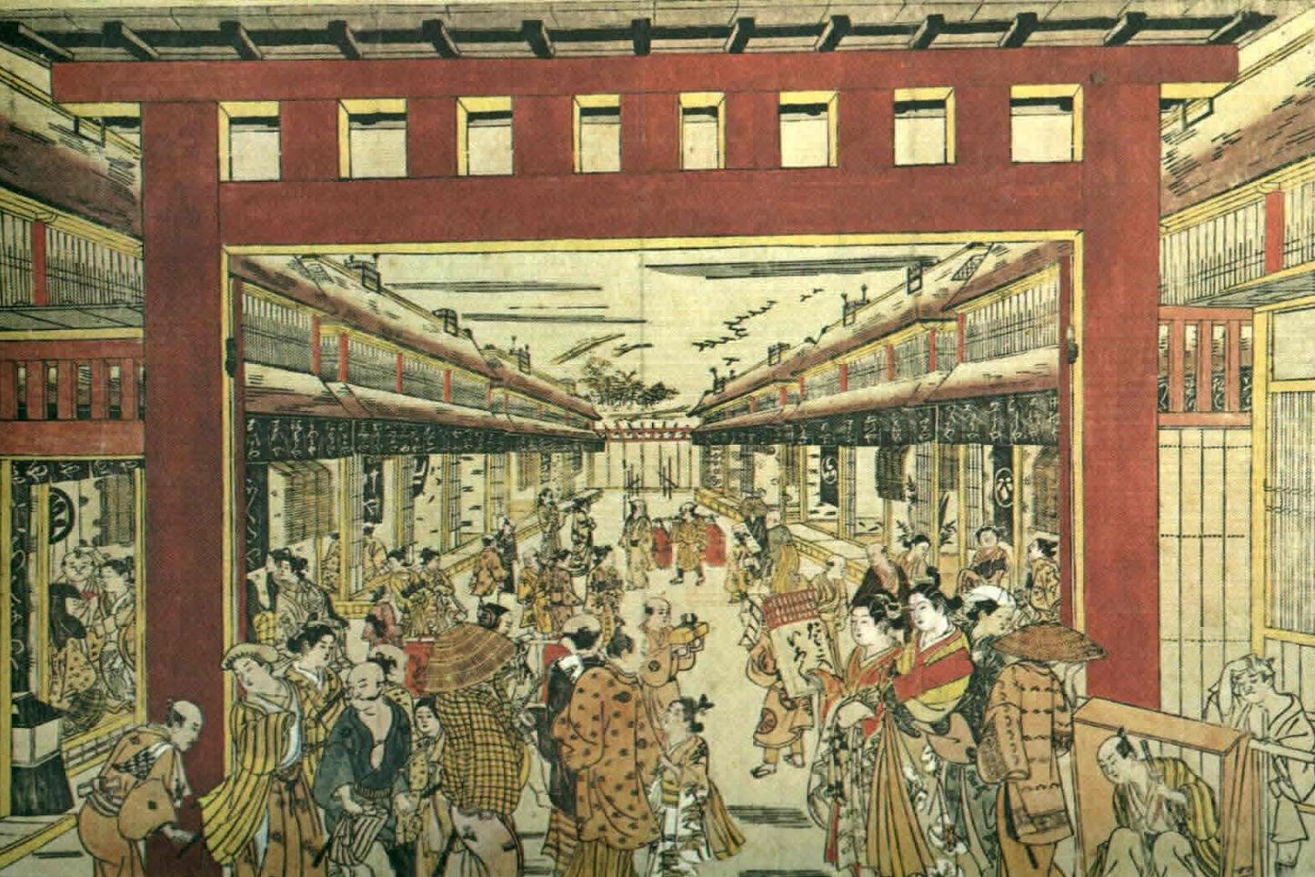 Thời kỳ Tokugawa – nền tảng cho bước nhảy vọt của Nhật Bản
