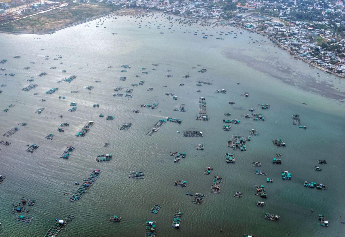 Vài nét địa lý tự nhiên của vùng biển thuộc Việt Nam