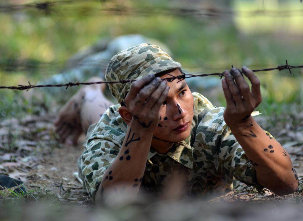 Chuyên gia Trung Quốc nói gì về bộ đội đặc công Việt Nam?