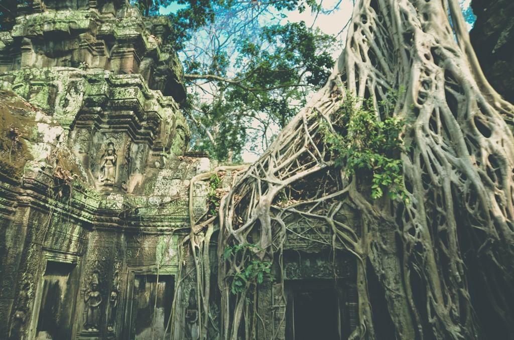5 ngoi den huyen bi trong quan the Angkor hinh anh 11
