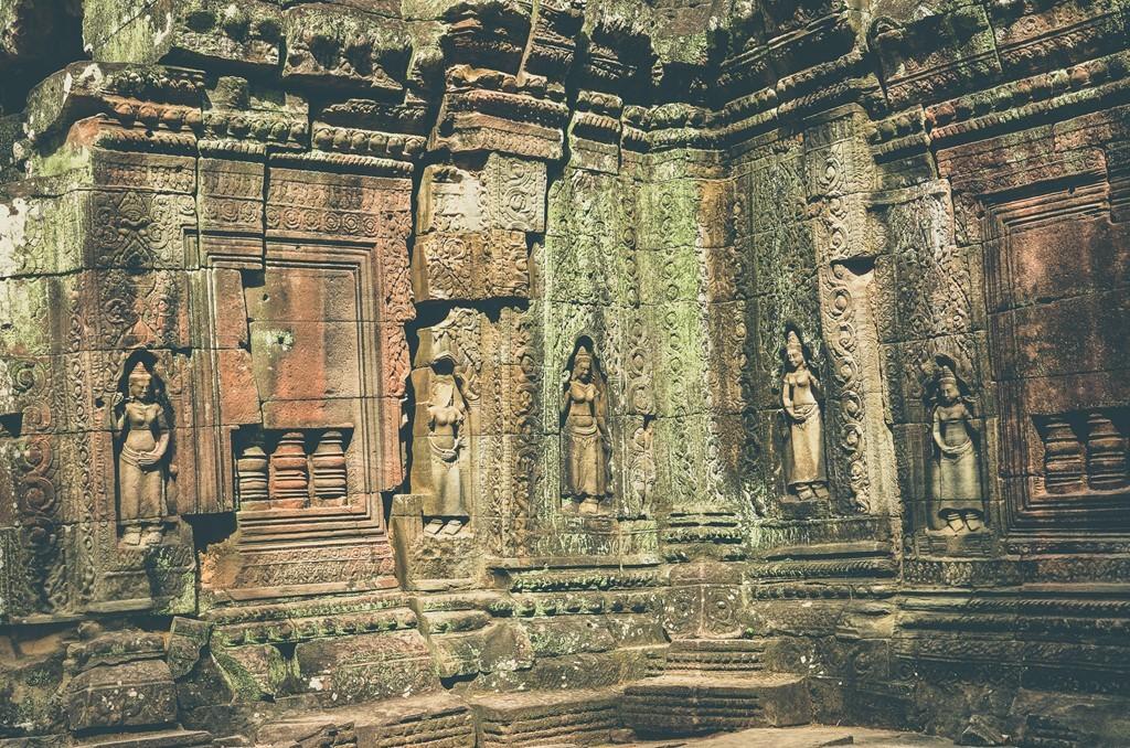 5 ngoi den huyen bi trong quan the Angkor hinh anh 15