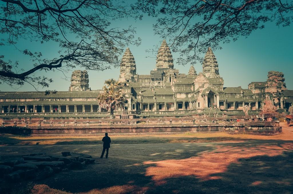 5 ngoi den huyen bi trong quan the Angkor hinh anh 1