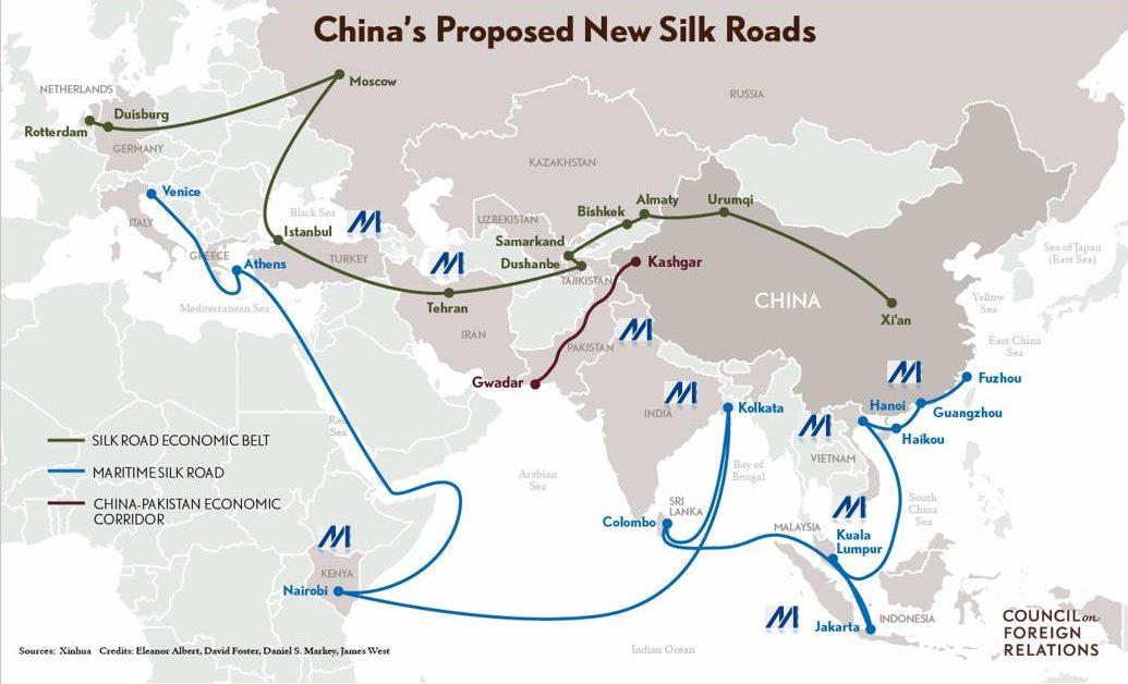 'Vành đai và Con đường' với Việt Nam: Thách thức và Triển vọng