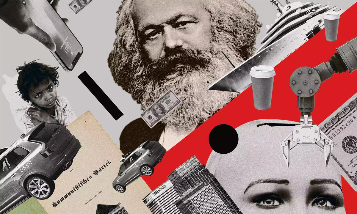Marx đã thấy trước thảm trạng của chúng ta, và đưa ra một lối thoát