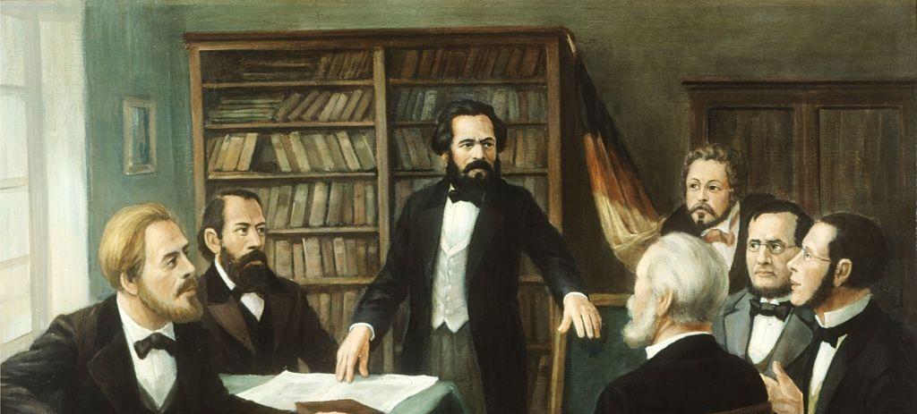 Những tư tưởng lớn của Karl Marx về con người
