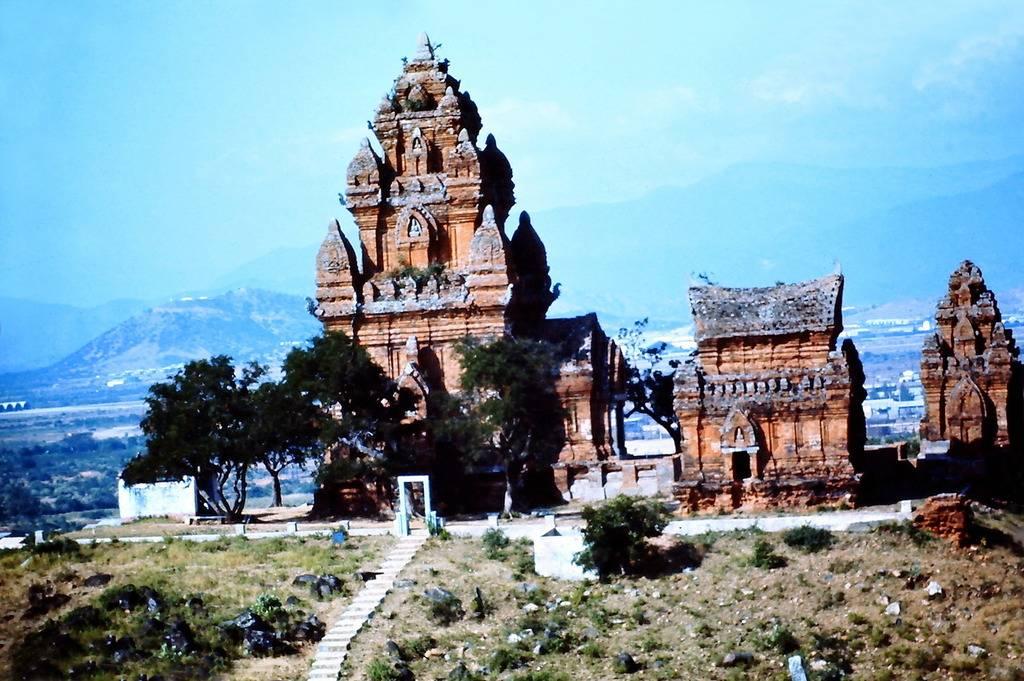 Redsvn Phan Rang Thap Cham 1971 02 - Ảnh hiếm về Phan Rang – Tháp Chàm năm 1971