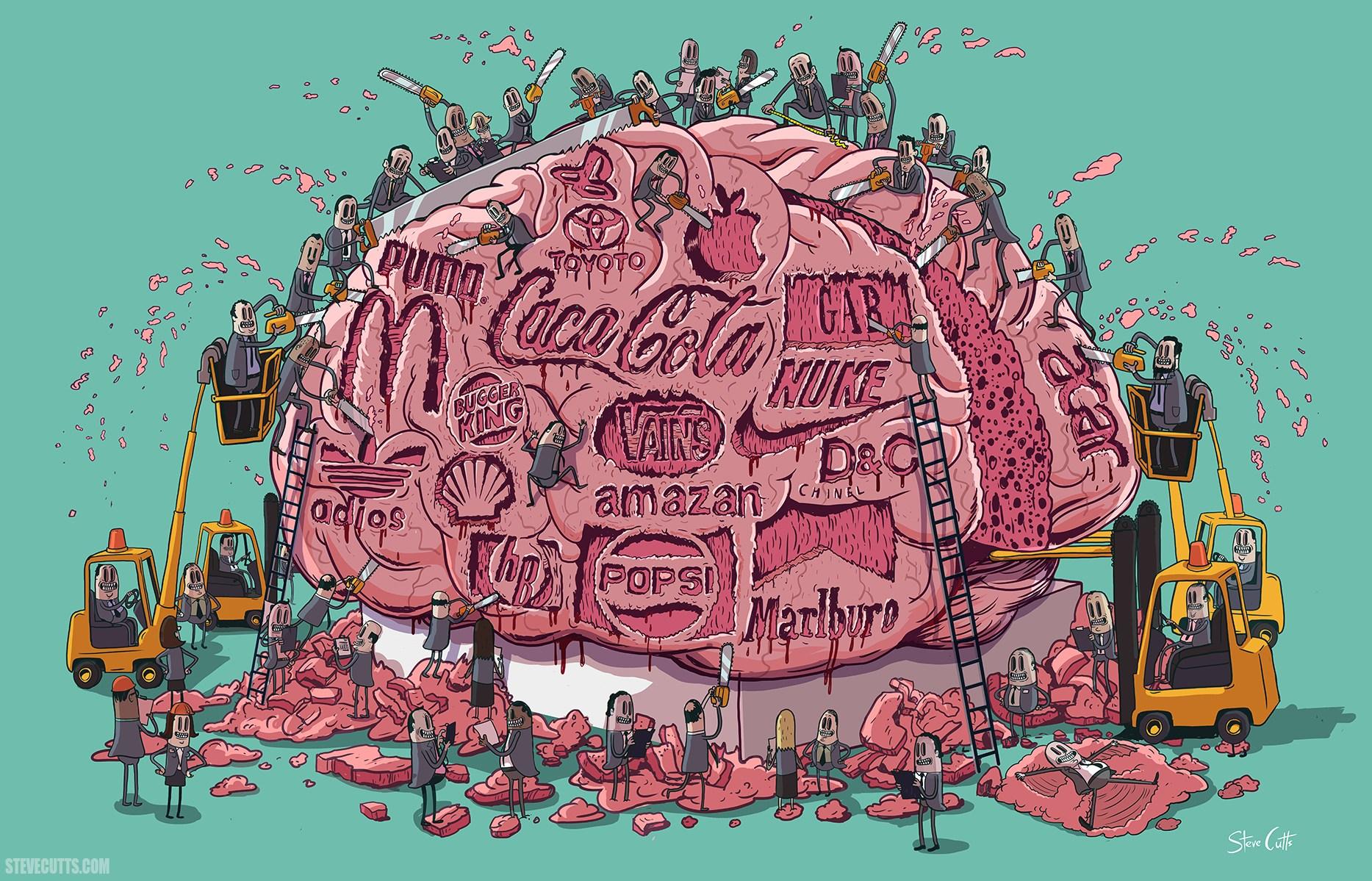 Chủ nghĩa tiêu dùng: Bi kịch của con người hiện đại