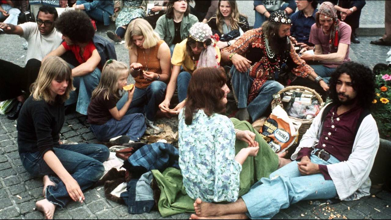 the role of the hippie in american culture The role of the hippie in american culture cover of timothy leary american society and culture experienced an awakening during the 1960s as a result of the diverse civil rights, economic, and political issues it was faced with.