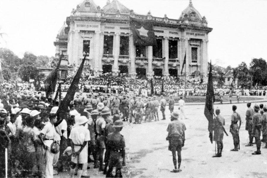 Bối cảnh lịch sử và diễn biến Cách mạng Tháng Tám năm 1945