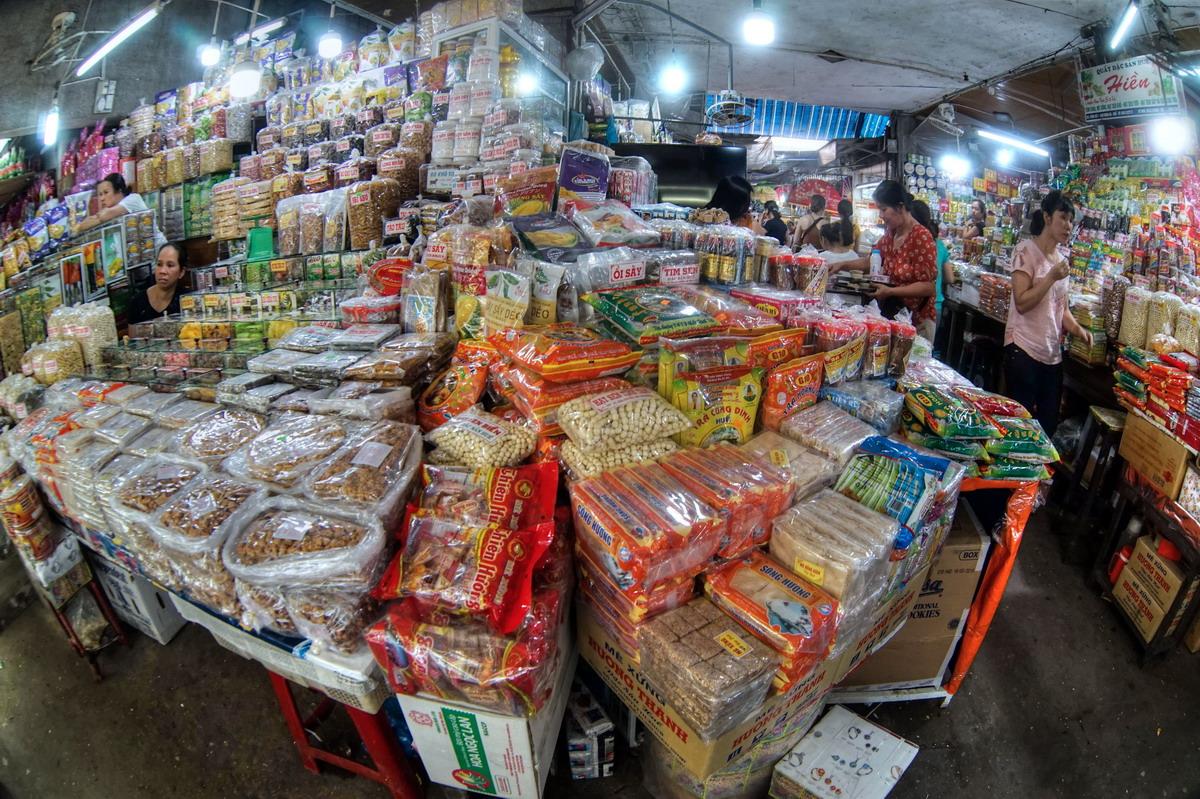 Chùm ảnh: Chợ Đông Ba – nơi lưu giữ tinh hoa của xứ Huế