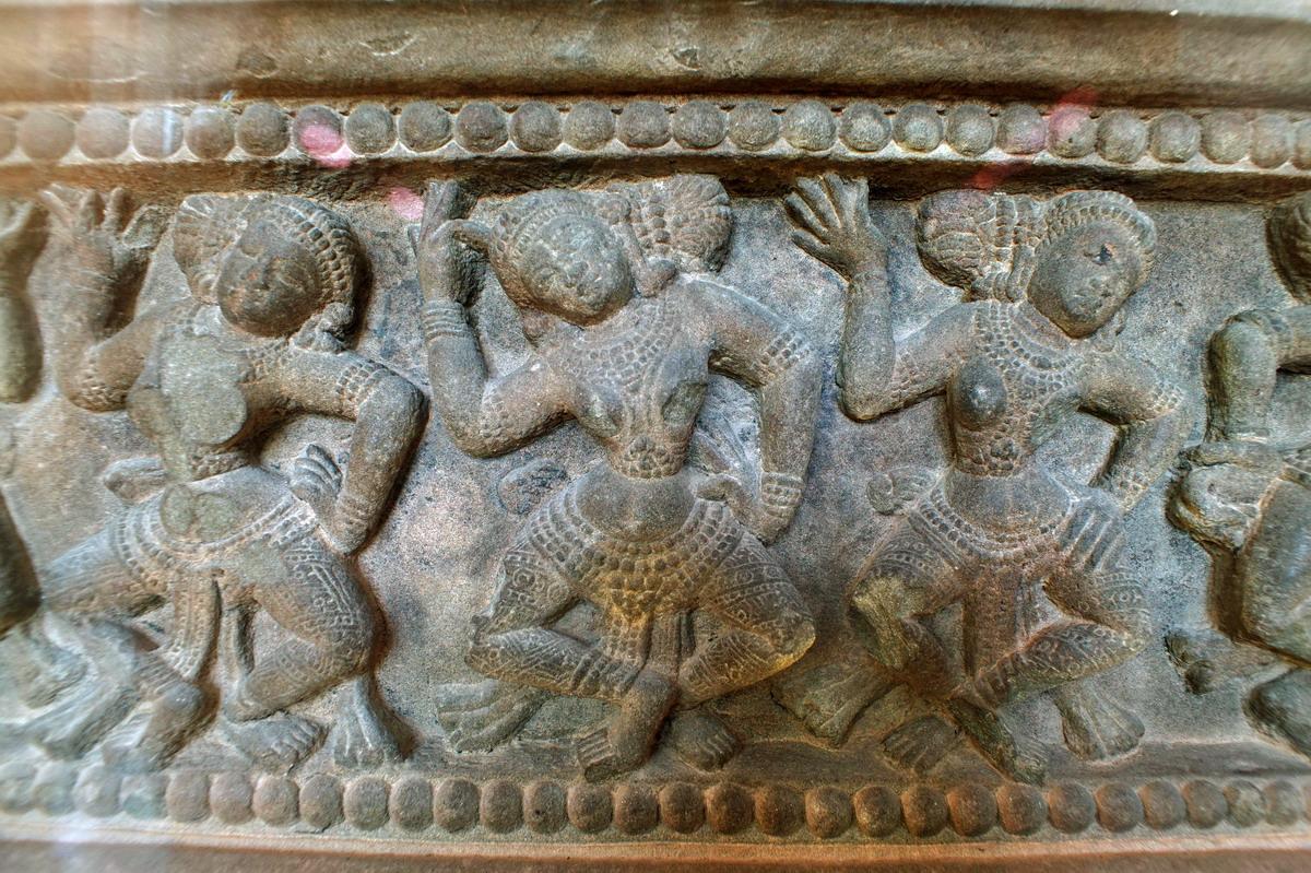 Giải mã nền kiến trúc – điêu khắc cổ Champa