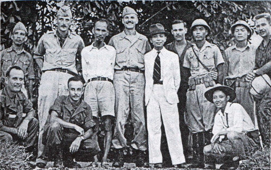 Cuộc bắt tay Việt – Mỹ trong Cách mạng Tháng Tám