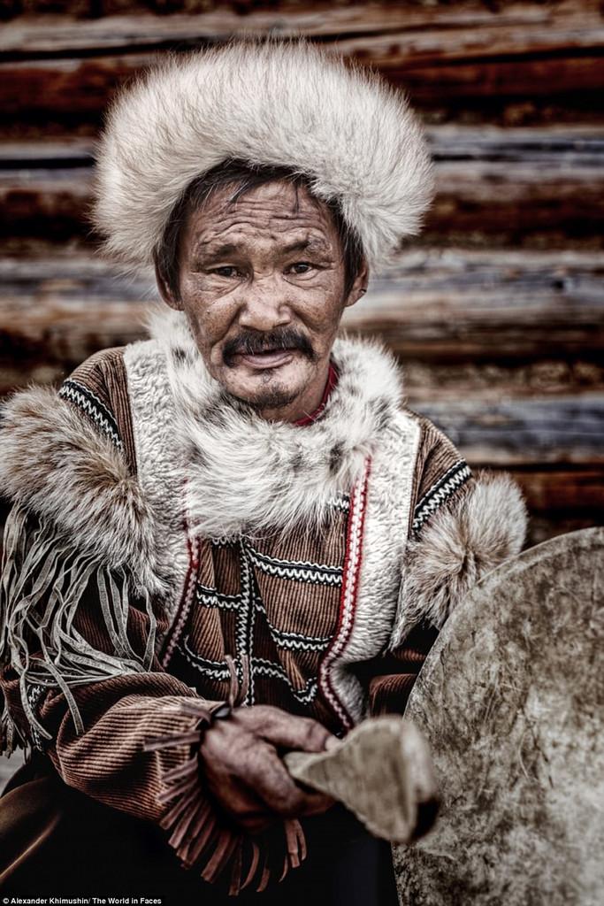 Nhung dan toc co nguy co bien mat o vung Siberia hinh anh 1
