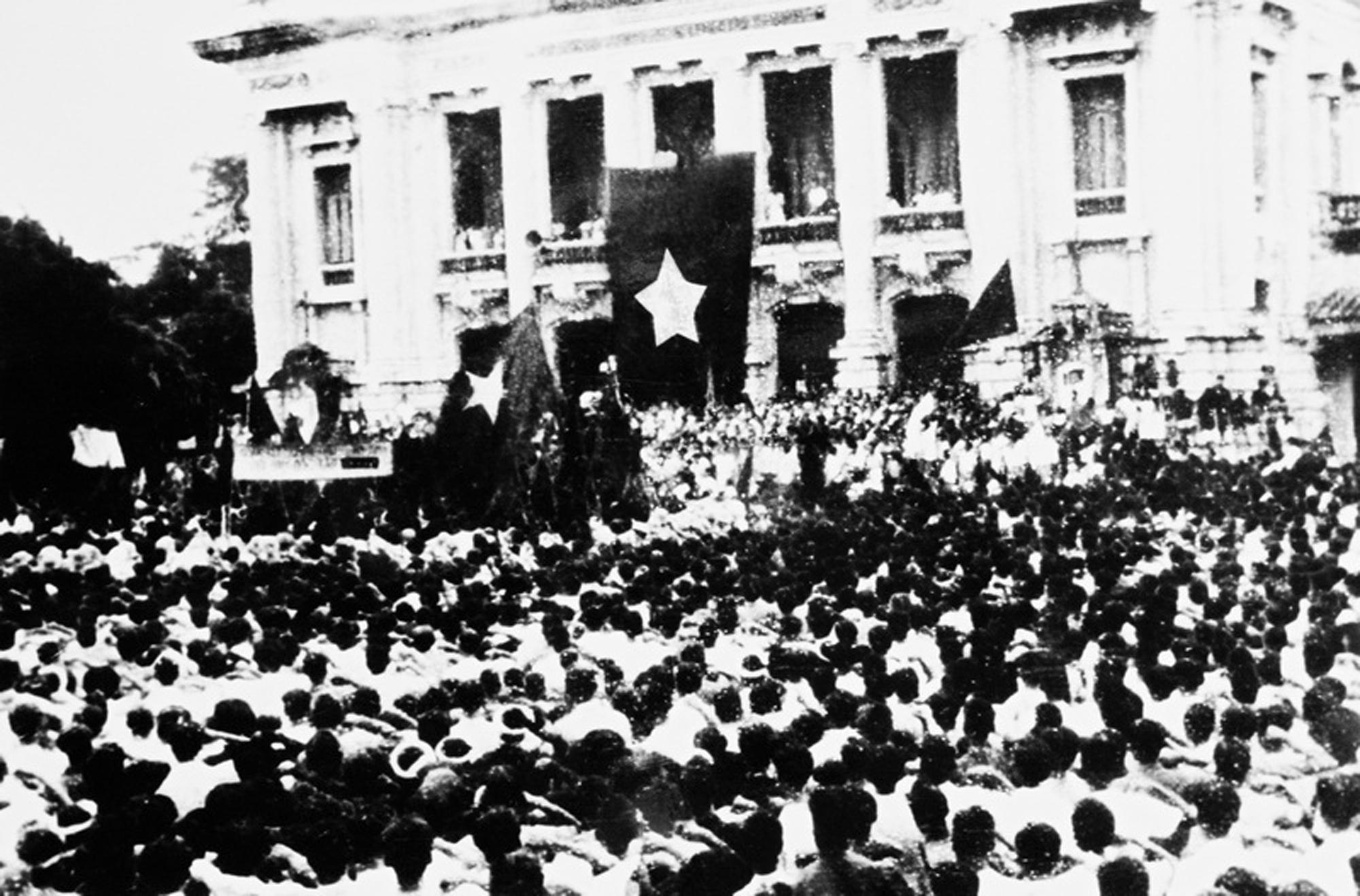 Những gương mặt then chốt của Việt Minh trong Cách mạng Tháng Tám