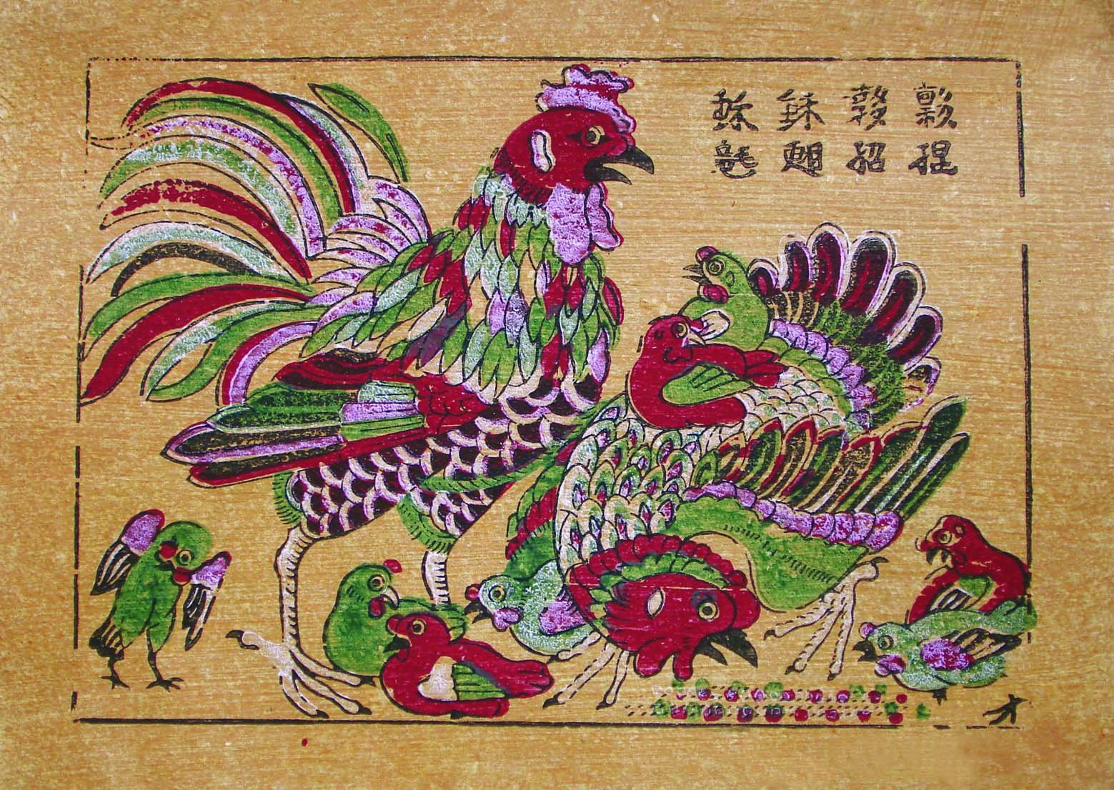 Tranh dân gian Việt Nam: Lịch sử và các dòng tranh nổi tiếng