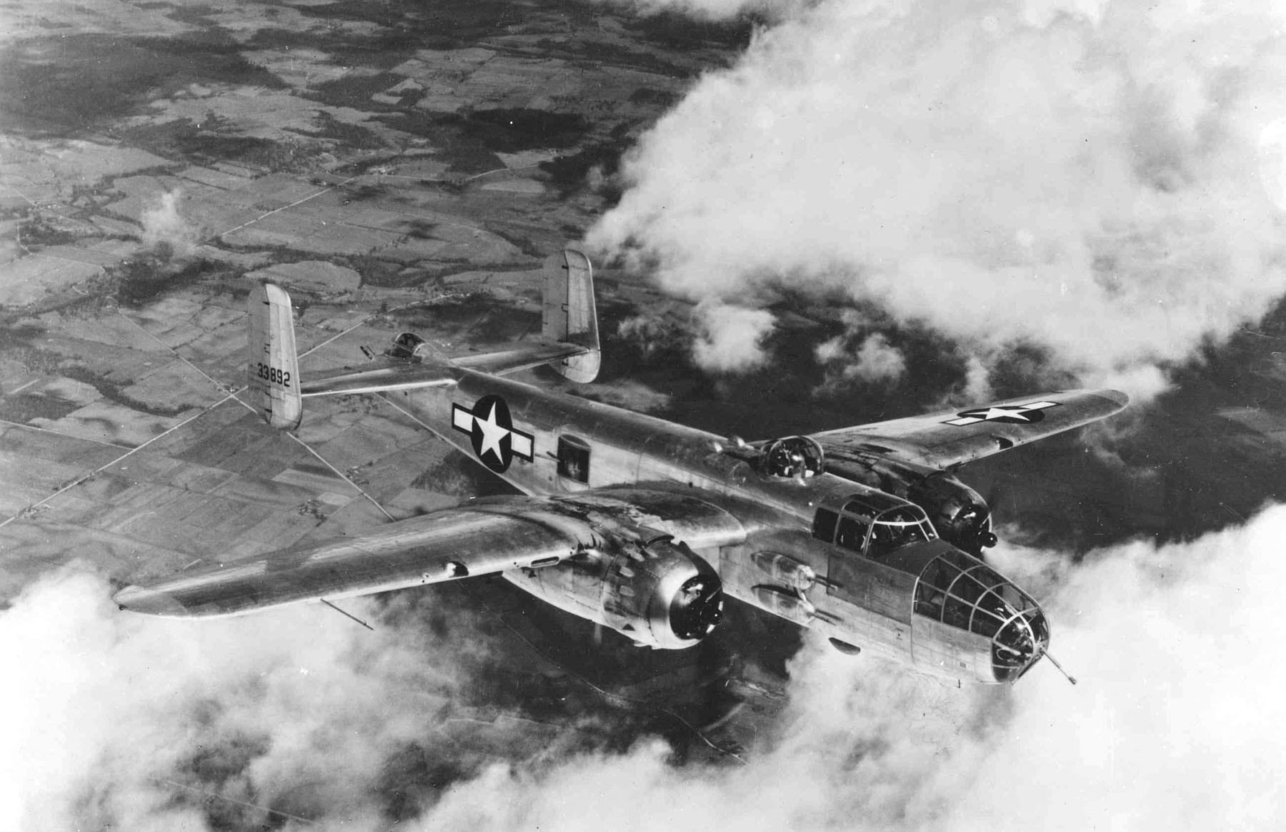 Cuộc đột kích Tokyo để phục thù Trân Châu Cảng của Mỹ