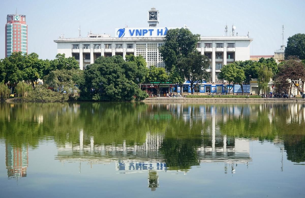 Chùm ảnh: Bưu điện Hà Nội – một chứng nhân lịch sử của Thủ đô