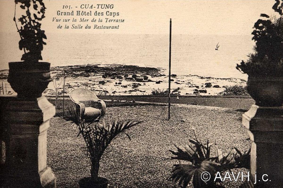 Chùm ảnh: 'Thiên đường nghỉ dưỡng' Cửa Tùng những năm 1930